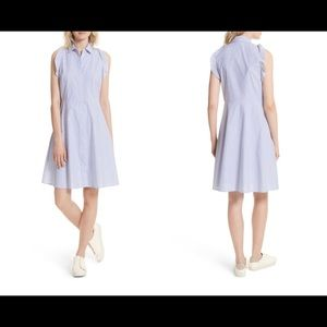 Kate Spade fitted button down dress
